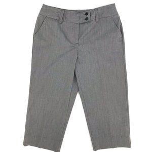 NWOT Worthington Petite Stretch Cropped Pant 8P